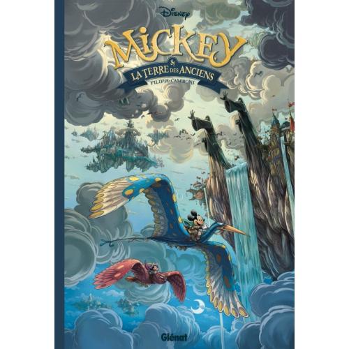 Mickey et la terre des anciens (VF)