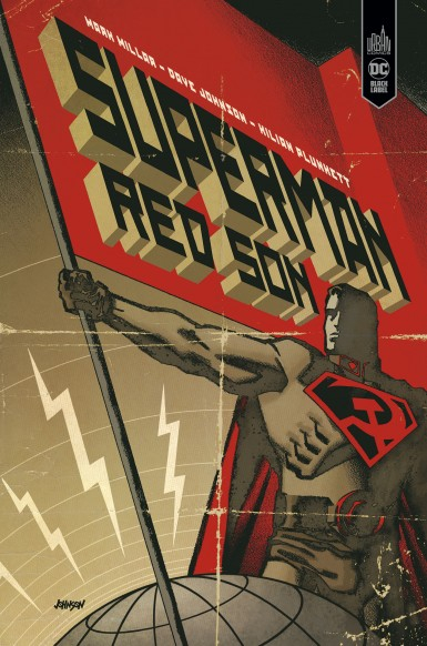 Superman Red Son édition Black Label (VF)