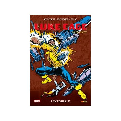 Luke Cage: L'intégrale 1976 1977 (VF)