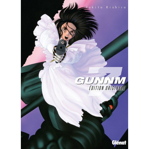 Gunnm Édition Originale Vol. 7 (VF)