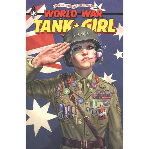 Tank Girl : World War (VF) occasion