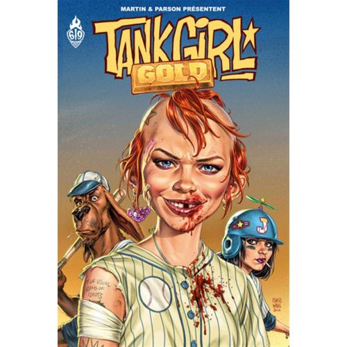 Tank Girl : Gold (VF) occasion