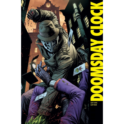 DOOMSDAY CLOCK INTEGRALE (VF)
