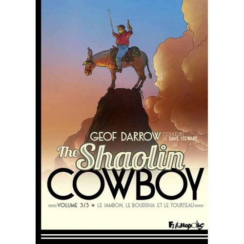 The Shaolin cowboy Tome 3 (VF)