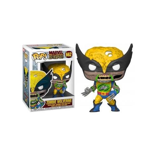 Funko Pop Marvel Zombies Wolverine 662