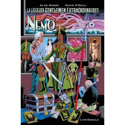 LA LIGUE DES GENTLEMEN EXTRAORDINAIRES : NEMO (VF)