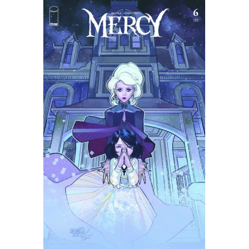 MIRKA ANDOLFO MERCY 6 (OF 6) CVR B LAFUENTE (MR) (VO)