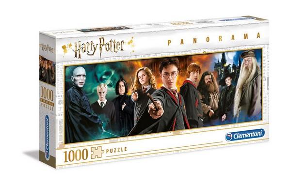 Harry Potter Carte du Maraudeur puzzle 1000 pièces