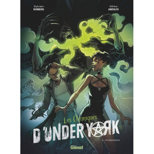 Les Chroniques d'Under York Tome 2 (VF)