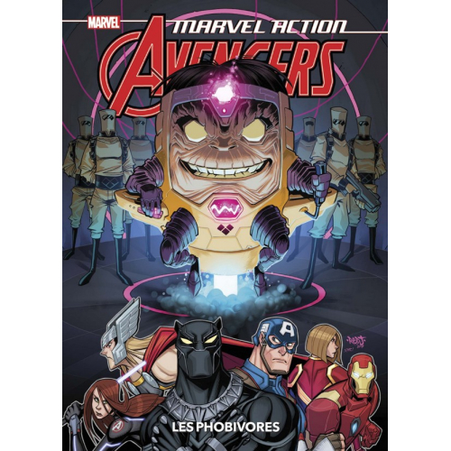 Marvel Action : Avengers Tome 3 (VF)