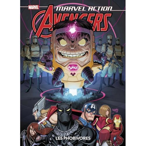 Marvel Action : Avengers Tome 3 : les Phobivores (VF)