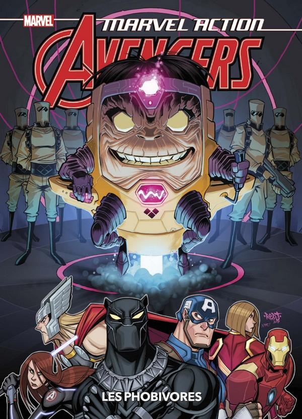 Marvel Action : Avengers Tome 3 (VF)
