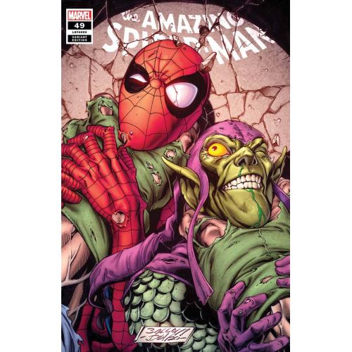 AMAZING SPIDER-MAN 49 BAGLEY VAR (VO)