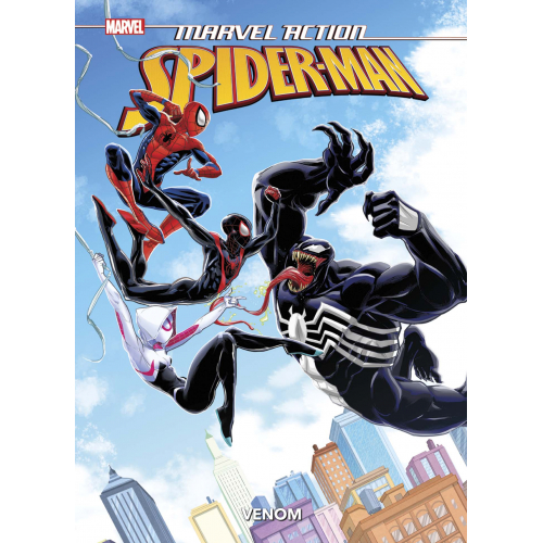 Marvel Action : Spider Man Tome 4 Venom (VF)