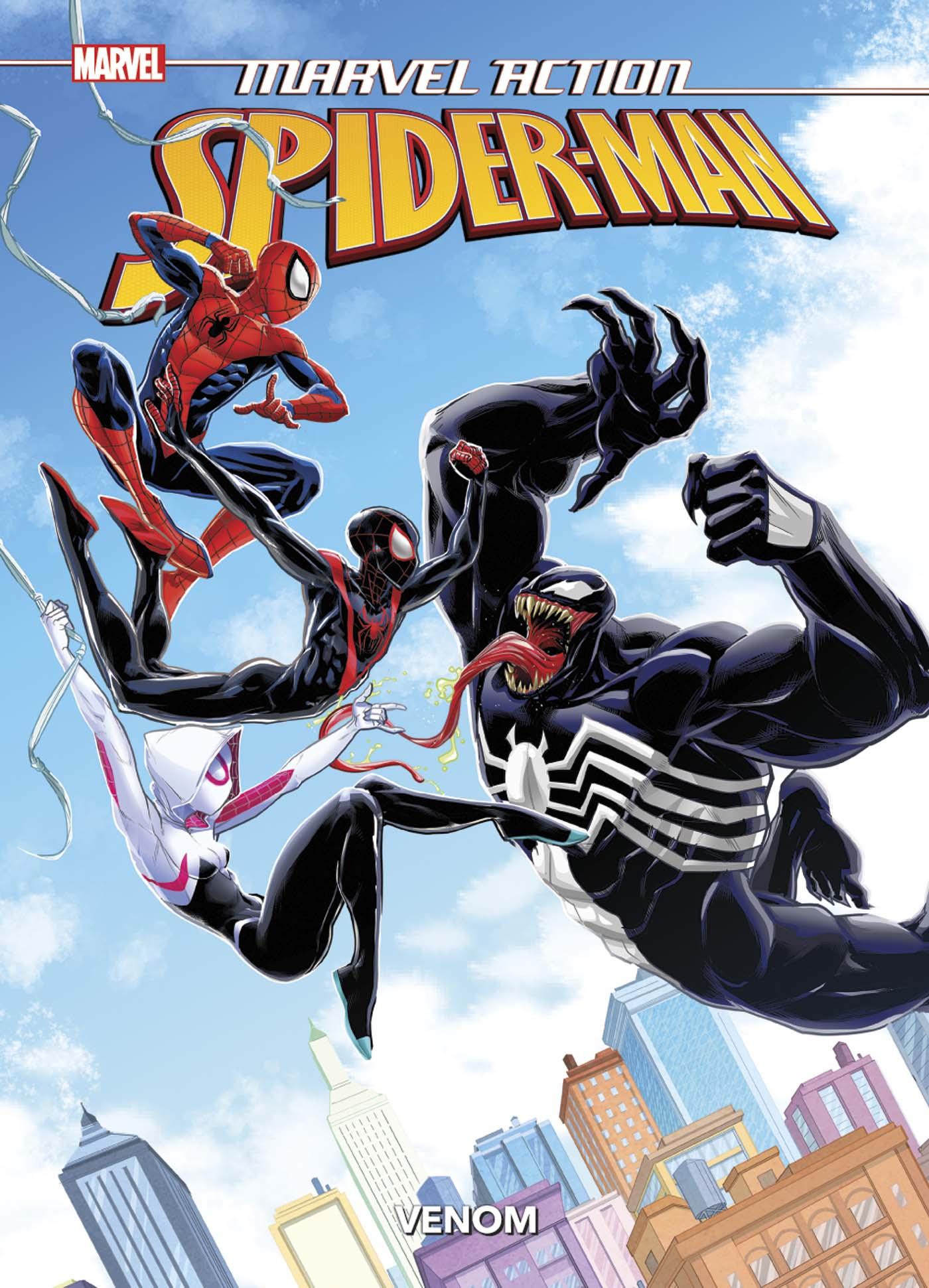 Marvel Action : Spider Man Tome 4 (VF)