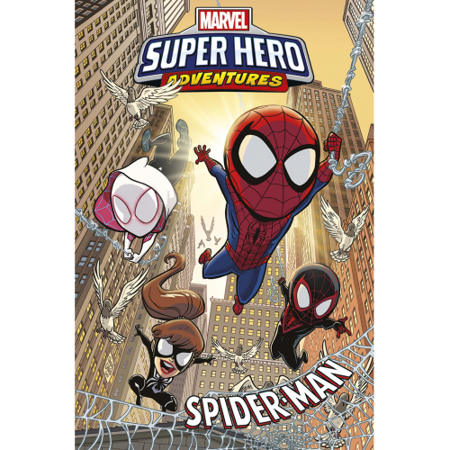 Marvel Super Hero Adventures : Spider Man (VF)