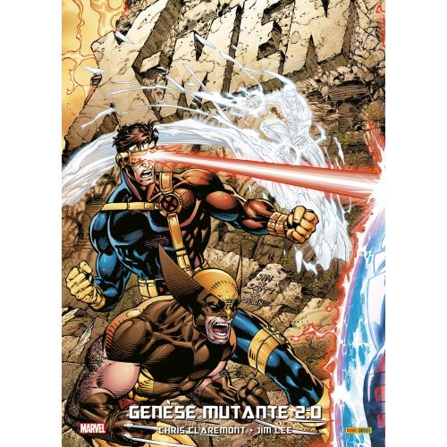 X Men Genèse Mutante Grand Format (VF)