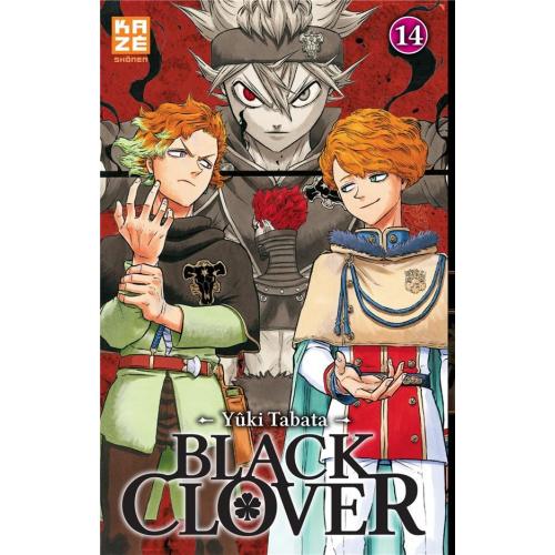 Black Clover Tome 14 (VF)