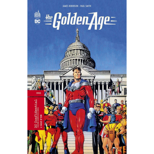 Justice Society - JSA – L'Âge d'or - The Golden Age (VF)