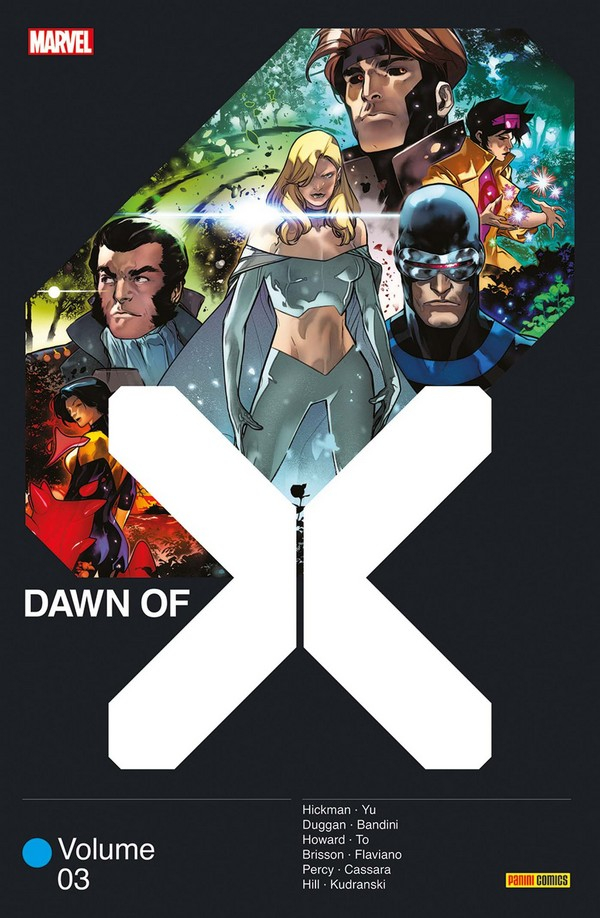 X-MEN : DAWN OF X 3 (VF)