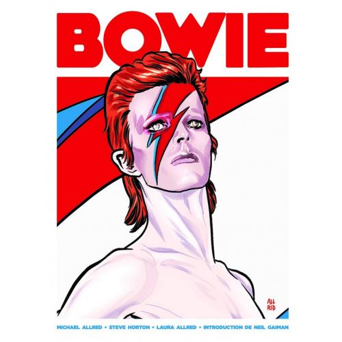 David Bowie, une vie illustrée (VF)