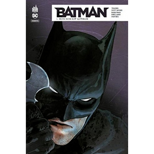 Batman Rebirth Pack Tome 1 + Tome 2 offert (VF)