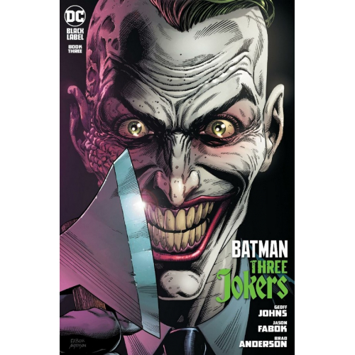 Batman: Three Jokers 3 Premium Variant I (VO)