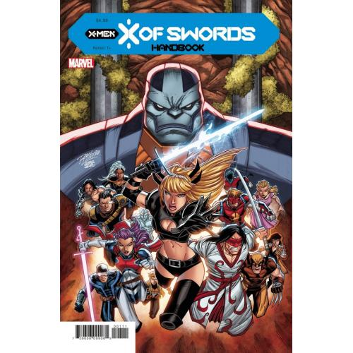 X OF SWORDS HANDBOOK 1 (VO)