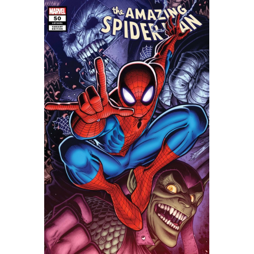 AMAZING SPIDER-MAN 50 ADAMS VAR (VO)