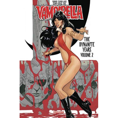 ART OF VAMPIRELLA DYNAMITE YEARS HC VOL 02 (VO)