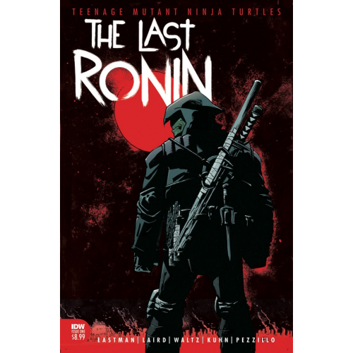 TMNT THE LAST RONIN 1 (OF 5) 2ND PRINT