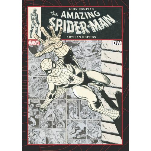 JOHN ROMITA AMAZING SPIDER-MAN ARTISAN ED (VO)