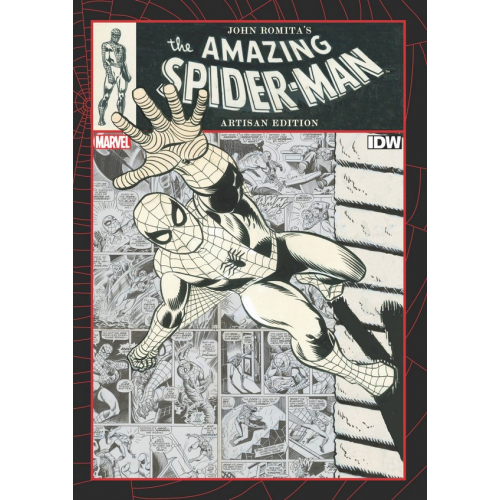 JOHN ROMITA AMAZING SPIDER-MAN ARTIFACT ED HC (VO)