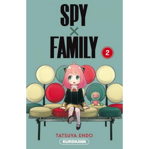 Spy X Family Tome 2 (VF)
