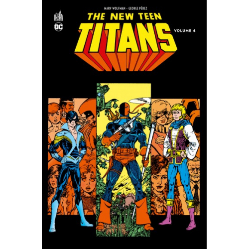 New Teen Titans Tome 4 (VF)