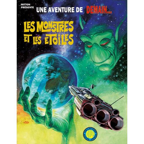 Une aventure de Mikros tome 2 (VF) - 136 pages