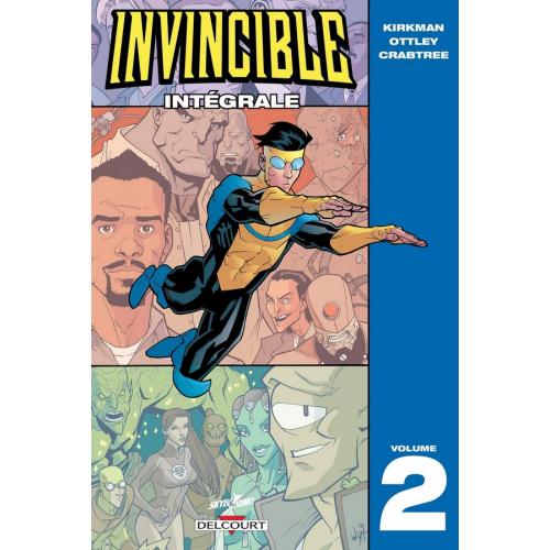 INVINCIBLE INTÉGRALE TOME 2 (VF)
