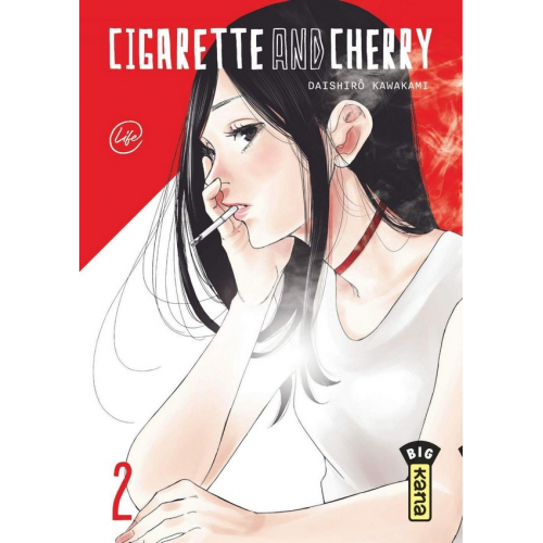 Cigarette & Cherry - Tome 2 (VF)