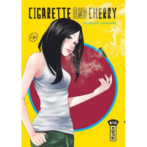 Cigarette & Cherry - Tome 3 (VF)