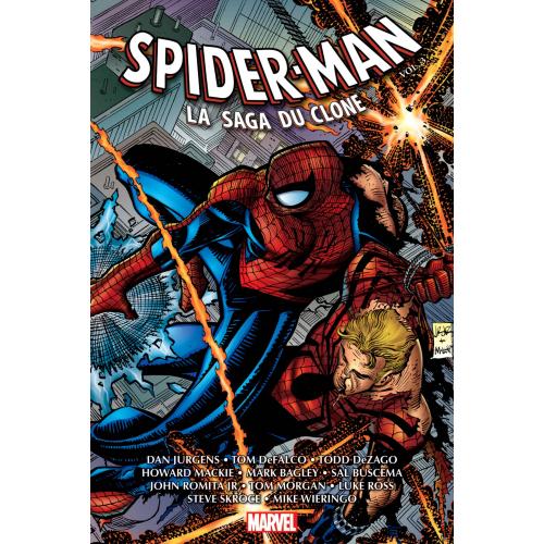 Spider-Man : La saga du clone Tome 3 (VF)