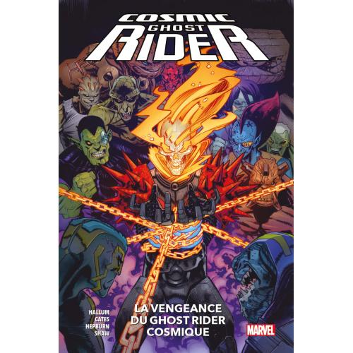 Cosmic Ghost Rider : La vengeance du Ghost Rider Cosmique (VF)