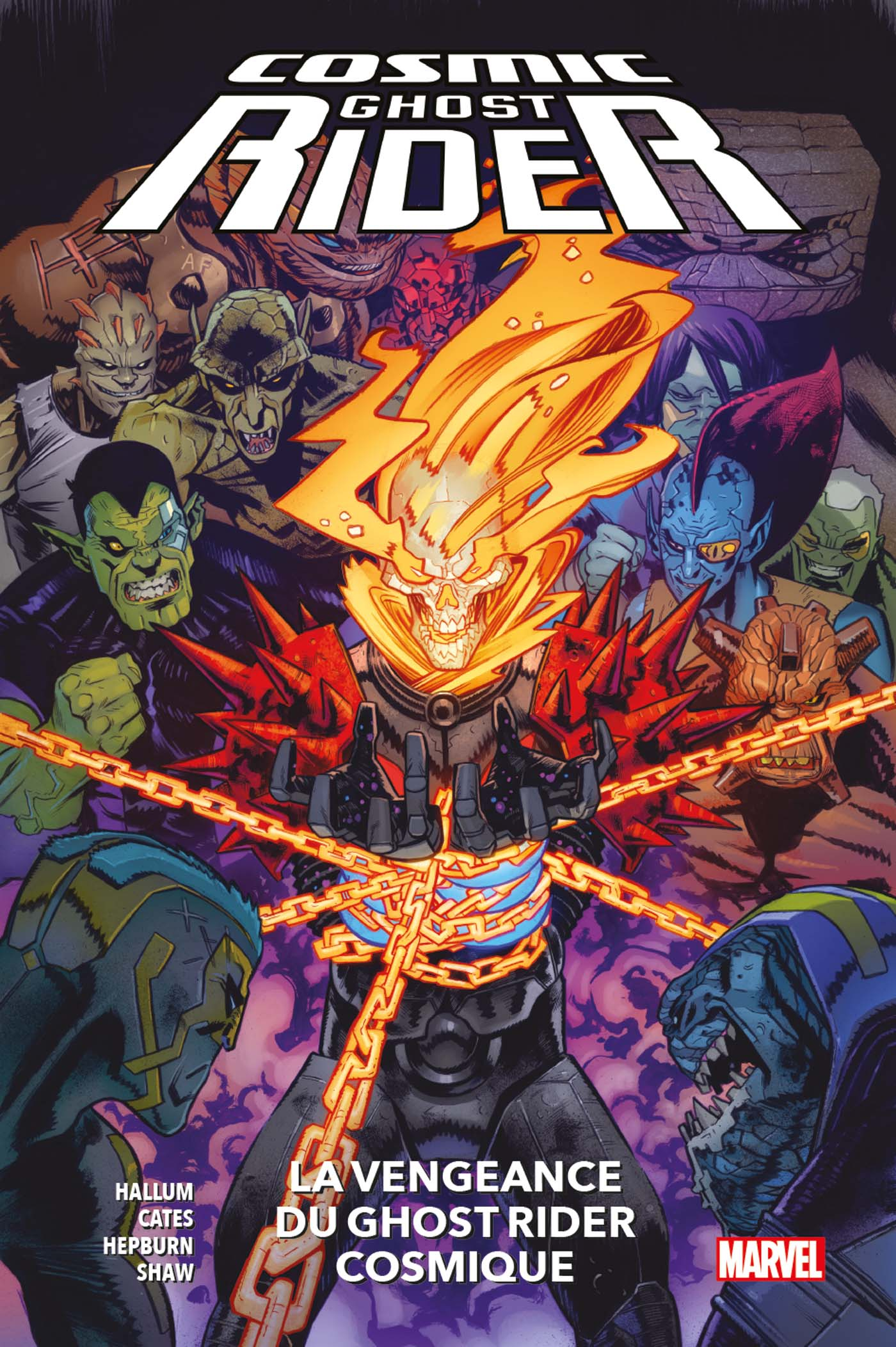 Revenge of the Cosmic Ghost Rider (VF)