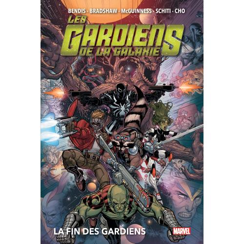 Les Gardiens De La Galaxie Tome 2 : La fin des gardiens (VF)