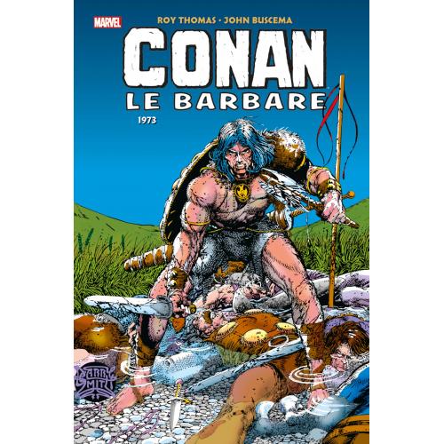 Conan Le Barbare: L'intégrale: Tome 4 (1973) (II) (VF)