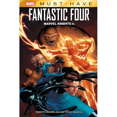 Fantastic Four : Marvel Knights 4 (VF)
