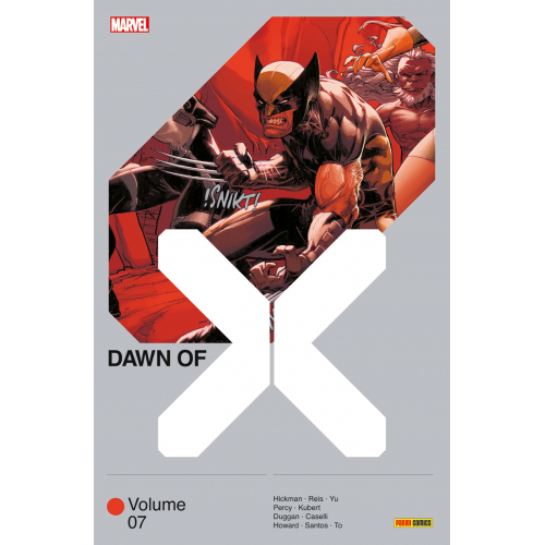 DAWN OF X 7 (VF)