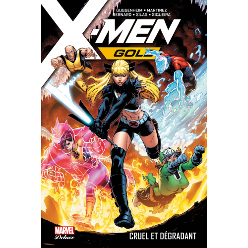 X-Men Gold Tome 3 (VF)