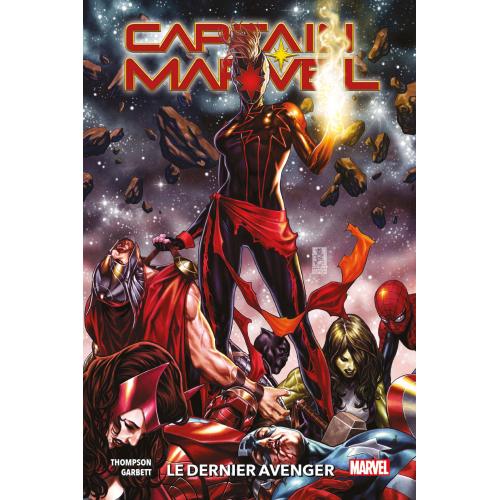 Captain Marvel Tome 3 (VF)