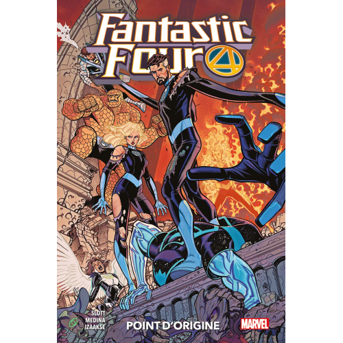 Fantastic Four Tome 5 (VF)