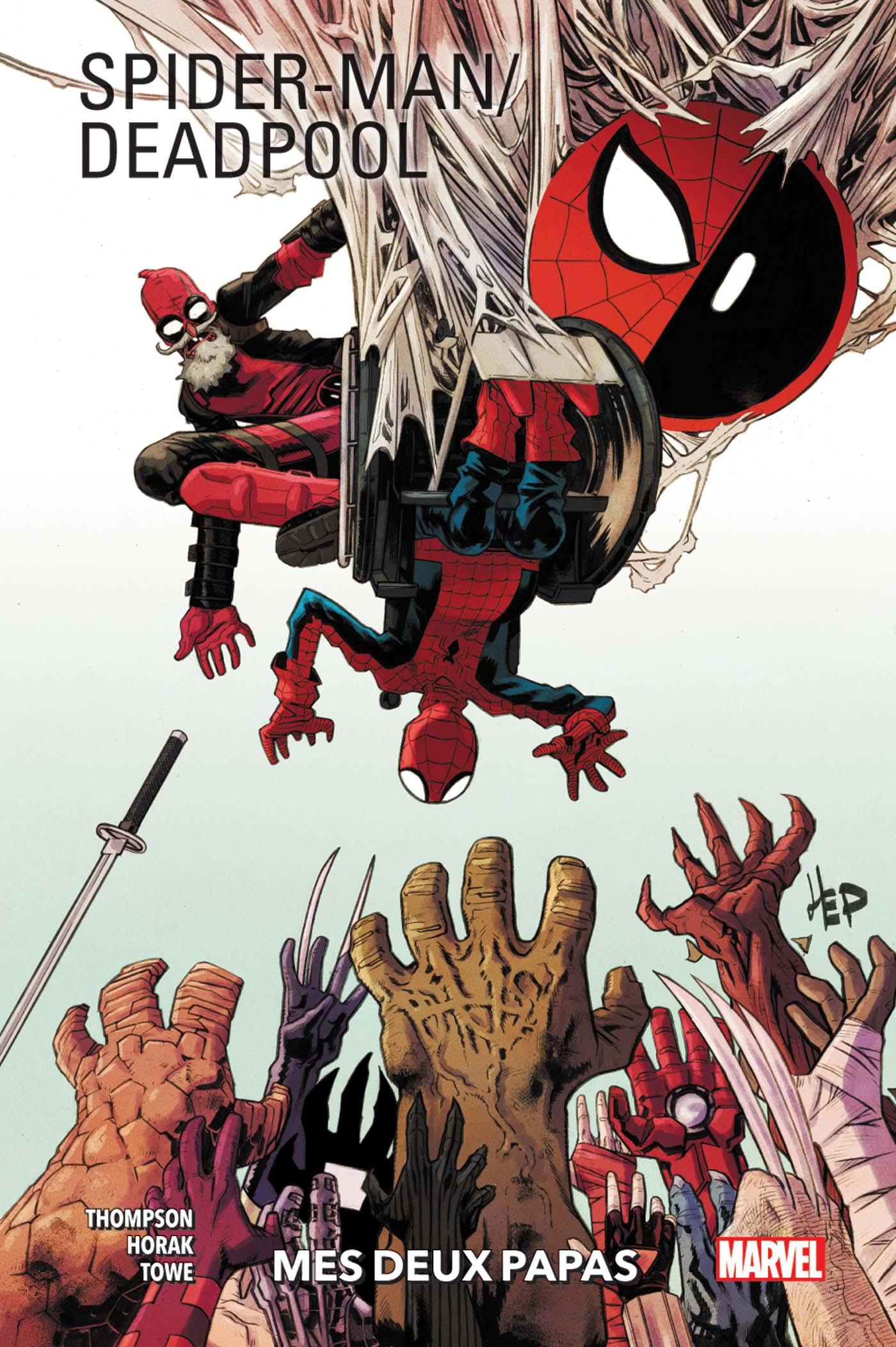 Spider-Man/Deadpool Tome 1 (VF)